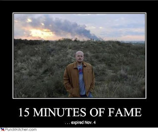 15 minutes of fame The heroes, villains and phenomena that rose, briefly, to the top.
