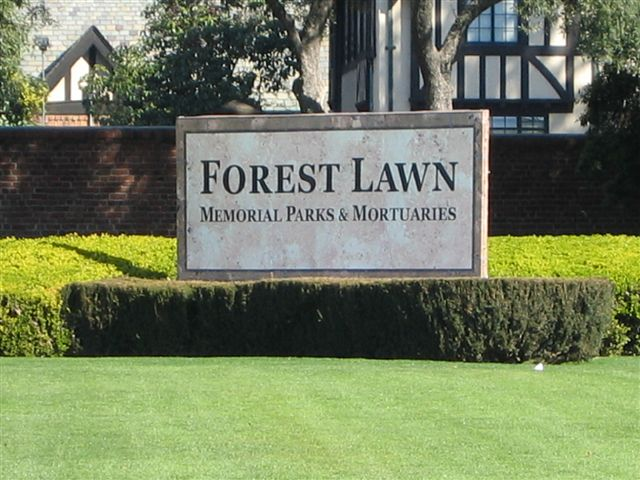 World Top Trends Forest Lawn Cemetery Photos