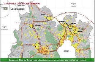 guia roji ecatepec: