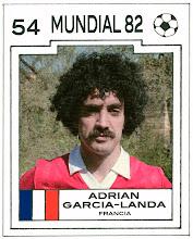 Footballeur & la moustache
