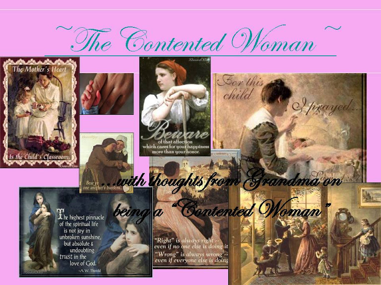 The Contented Woman