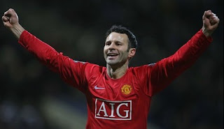 Giggs confidence Rooney, Giggs Man United, Giggs Celebration, Giggs manutd, Giggs Action