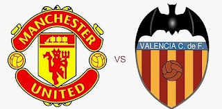 champions league, champions league valencia vs man united, valencia vs man utd