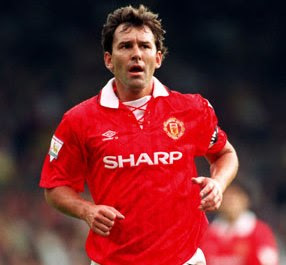 Bryan Robson Man united, man utd, legend