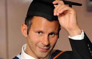 Sir Alex suggested the kingdom Giggs Can Degree, title sir