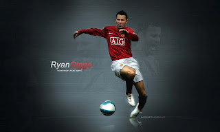 manchester united ryan giggs wallpaper