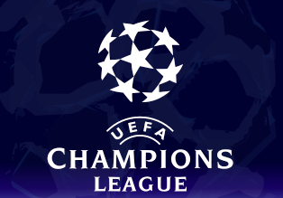 uefa champions league logo wallpaper, champions league logo blue