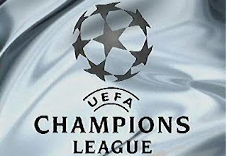 champions league flag, uefa champions league logo