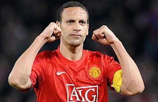 rio ferdinand manchester united, wallpaper