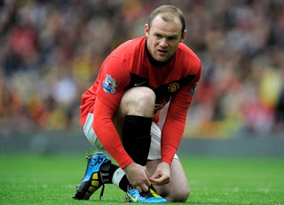 wayne rooney manchester united wallpaper, nike boot