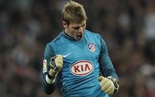 david de gea, atletico madrid
