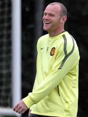 wayne rooney makeup. Wayne Rooney Manchester United
