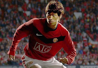 park ji sung man utd, Transfer Rumours January 2011, transfer target sevilla
