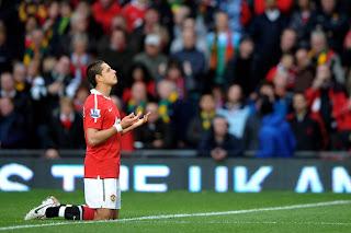 Javier Hernandez Manchester United, Hernandez Wallpaper