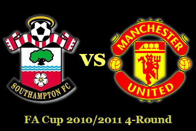 manchester united fa cup, Southampton vs Manchester United