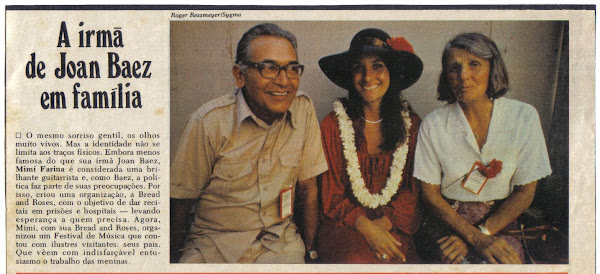 MIMI BAEZ FARINA - 1979