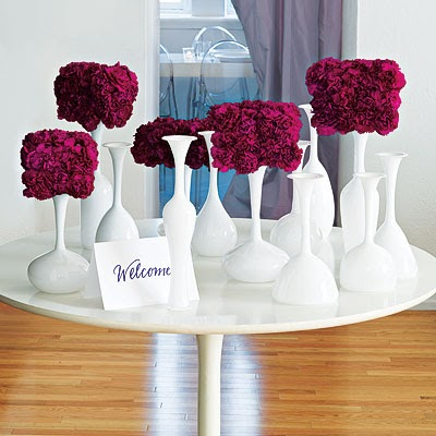 Tracy Sloan Events The Blog A New Take On Carnations