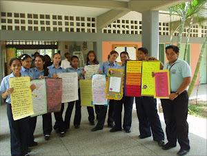 Estudiantes 1º Año Bolivariano