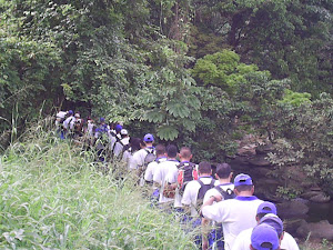 Caminata Ecolgica Parque Nacional San Esteban Puerto Cabello
