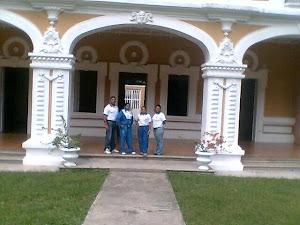 Visita al Eco Museo Casa Villavicencio