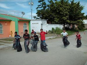 Actividades Deportivas en la Comunidad Villa Guacara