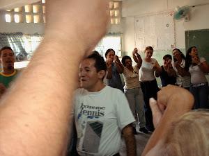 Taller: Recreación Como Estrategía de Aprendizaje en la Enseñanza. Mayo 2007