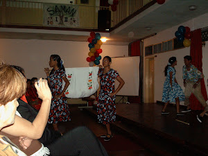 Grupo Samán 2do Año 06 y 07. U.E Carabobo