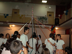 Baile Sebucán. Liceo Bolivariano Carabobo
