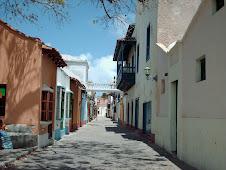 Calle Lanceros