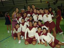 I Muestra de Porrismo Universidad de Carabobo