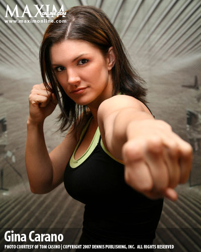 Gina Carano Hot picture