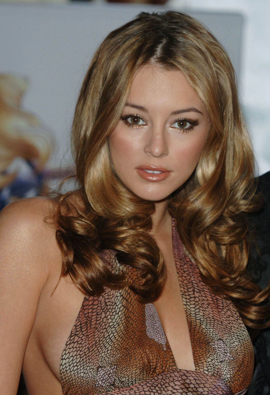 Keeley Hazell busty Picture