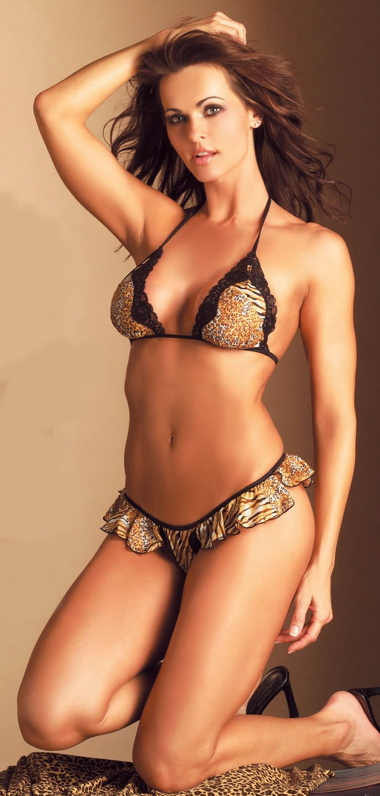 Karen McDougal hot picture