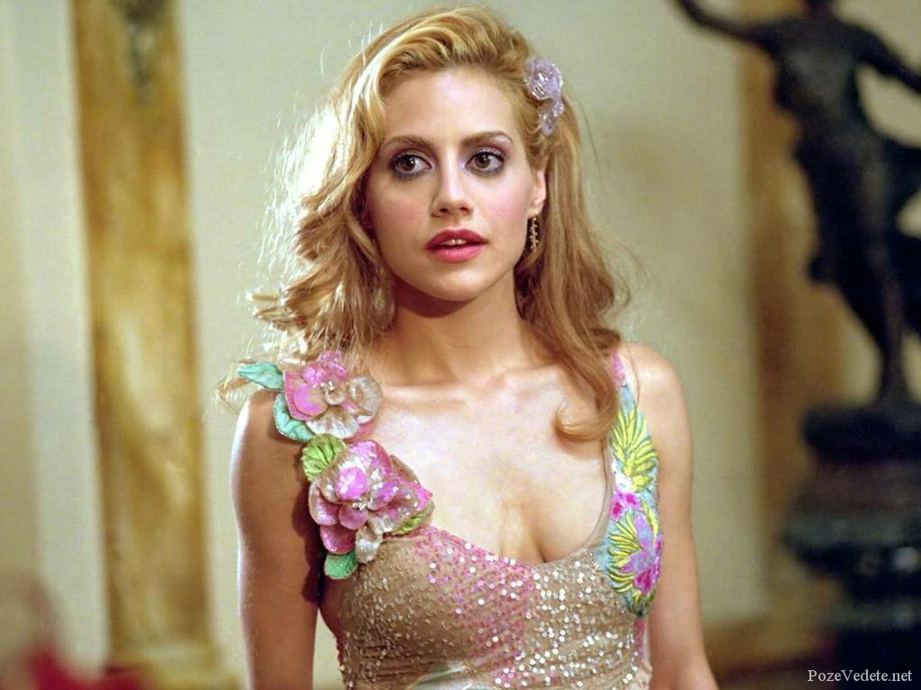 Brittany Murphy hot photo