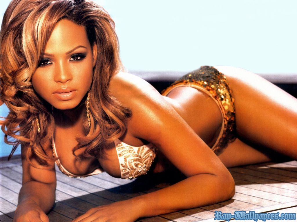 Christina Milian hot photo