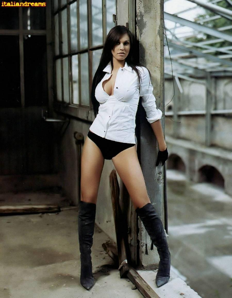 Frederica Ridolfi sexy pic