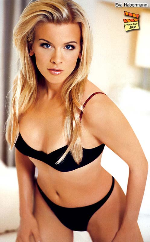 Eva Habermann Sexy Picture