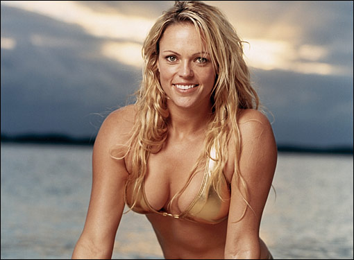 Jennie Finch Foto