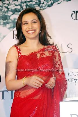 Rani Mukherjee sexy foto