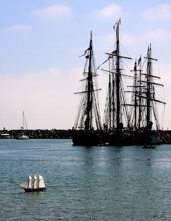 Tall Ships, Dana Point, photo by Jain Lemos