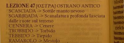 OSTRA-DIALETTO-OSTRANO ANTICO-LEZ.47