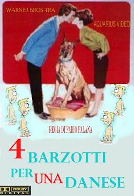 4 BARZOTTI PER UNA DANESE,FILM