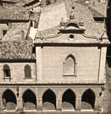 Ostra, Chiesa di San Francesco
