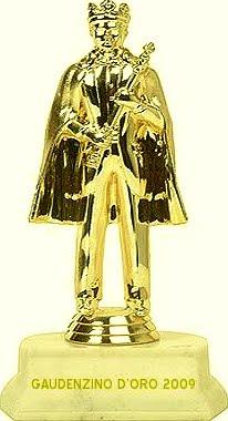 Ostra,Gaudenzione d'oro