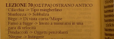 Dialetto,lezione 70
