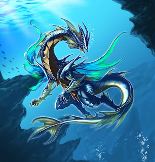 Oceana, The SeaWings Dragon 05+WaterDragon
