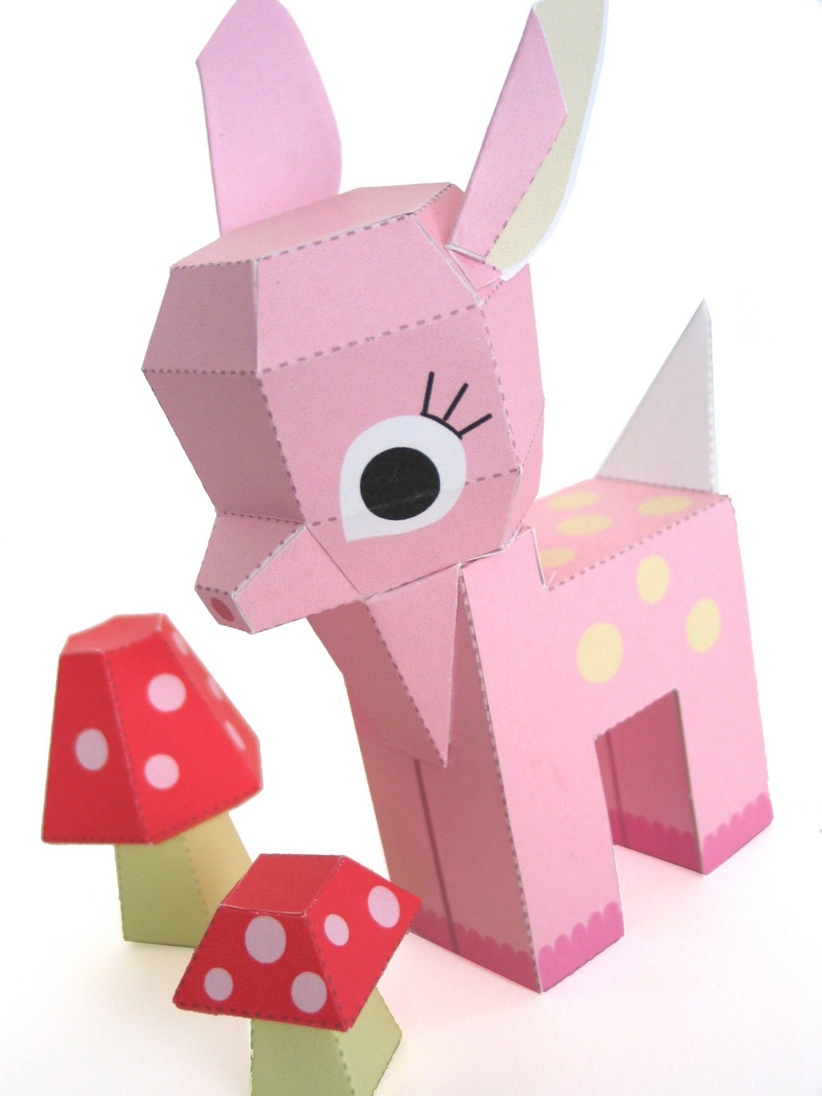 This is a picture of Lively Printable Paper Crafts