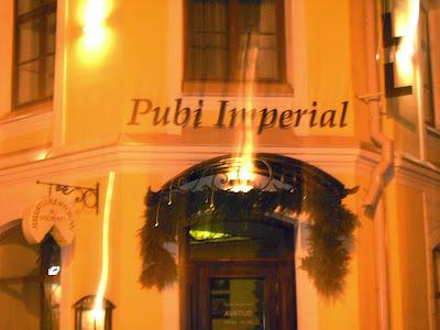 Pubi imperial, Tallinn