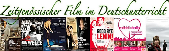 Zeitgenössischer Film im Deutschunterricht