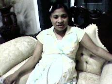 Esta es la esposa de mi tio
